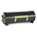 Lexmark 60F2H0E (602H) Toner black, 10K pages