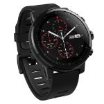 "Xiaomi Amazfit Stratos smartwatch Black LCD 3.4 cm (1.34"") GPS (satellite)"