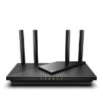 TP-LINK Archer AX55 draadloze router Gigabit Ethernet Dual-band (2.4 GHz / 5 GHz) Zwart