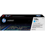 HP CE321A (128A) Toner cyan, 1.3K pages