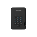 iStorage diskAshur 2 1000GB USB Type-A 3.1 (3.1 Gen 2) Black