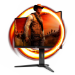 "AOC G1 C24G1 LED display 59,9 cm (23.6"") 1920 x 1080 Pixeles Full HD Negro"