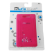 MERONCOURT Kurio Touch 4S Protective Bumper Silicon Skin, Pink (96213)