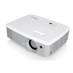Optoma X355 data projector 3500 ANSI lumens DLP XGA (1024x768) 3D Desktop projector White
