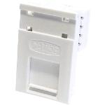 Cablenet 72 3654 socket-outlet RJ-45 White