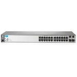 Hewlett Packard Enterprise ProCurve 2620-24-PoE+ Managed L3 Power over Ethernet (PoE) Rack (1U) Silver