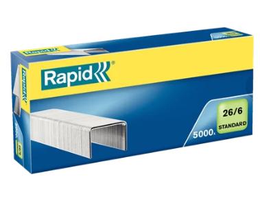 Rapid 24861800 staples Staples pack 5000 staples
