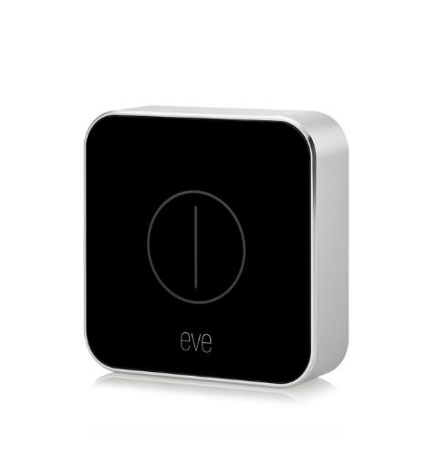 Elgato Eve Button Bluetooth Black, White smart home receiver