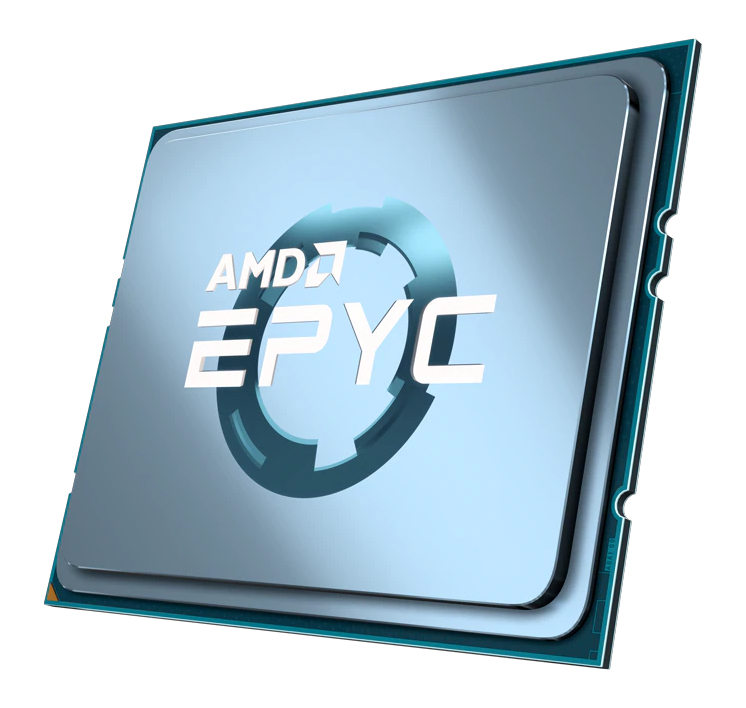 AMD EPYC 7552 processor 2,2 GHz Box 192 MB L3