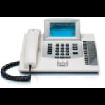 Auerswald COMfortel 2600 Analog telephone Caller ID White