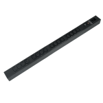 CyberPower PDU10BVHVIEC16F 16AC outlet(s) 0U Black power distribution unit (PDU)