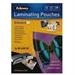 Fellowes Matt Pouches A4 100pcs. 80mµ laminator pouch