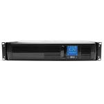 Tripp Lite SMX1500LCD 1500VA 900W Line-Interactive UPS - 8 C13 Outlets, AVR, 230V, 50/60 Hz, USB, DB9, LCD, 2U Rack/Tower