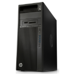 HP Z440 Intel® Xeon® E5 v4 E5-1650V4 16 GB DDR4-SDRAM 512 GB SSD Mini Tower Black Workstation Windows 10 Pro