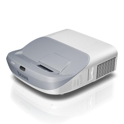 Benq MX863UST data projector 3300 ANSI lumens DLP XGA (1024x768) Silver, White