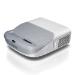 Benq MX863UST videoproyector 3300 lúmenes ANSI DLP XGA (1024x768) Plata, Blanco