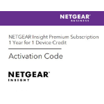 Netgear Insight Premium 1 license(s) Multilingual PMMSG1P-100UKS