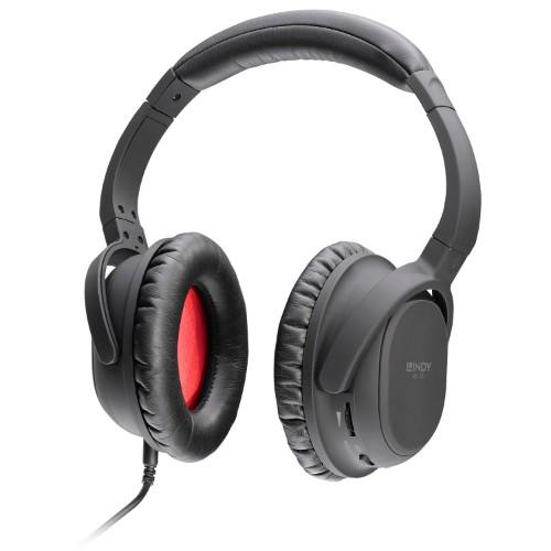 Lindy NC-60 Headset Head-band Black