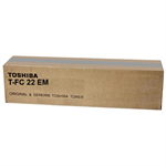 Toshiba 66067049 (T-FC 22 EM) Toner magenta, 8.5K pages @ 6% coverage, 300gr