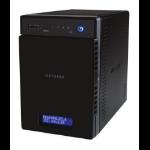 Netgear ReadyNAS 214 NAS Ethernet LAN Black