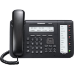 Panasonic KX-NT553X-B IP phone Black Wired handset LCD