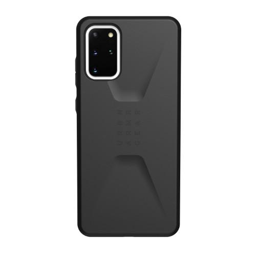 "Urban Armor Gear Civilian Series mobile phone case 17 cm (6.7"") Cover Black"