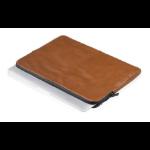 "Decoded DA3SS15BN notebook case 38.1 cm (15"") Sleeve case Brown"