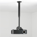 Chief KITEC045080B Ceiling Black project mount