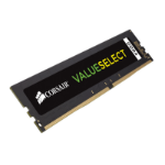 Corsair ValueSelect 4 GB, DDR4, 2666 MHz 4GB DDR4 2666MHz memory module