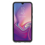 "Mobilis 055003 mobile phone case 15 cm (5.9"") Cover Black"