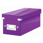 Leitz 60410062 Purple file storage box/organizer