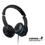 Roccat Kulo Stereo Gaming Headset, Black (ROC-14-602)