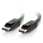 C2G 7.0m DisplayPort M/M 7m DisplayPort DisplayPort Black
