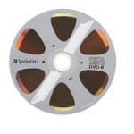 Verbatim 97946 4.7GB DVD-R 10pcs Read/Write DVD
