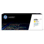 HP 658A toner cartridge 1 pc(s) Original Yellow