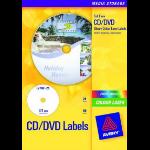 Avery L7760-25 printer label White