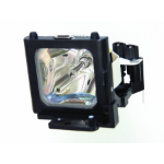 ProjectorEurope Generic Complete Lamp for PROJECTOREUROPE DATAVIEW E231 projector. Includes 1 year warranty.