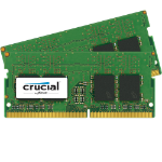 Crucial 8GB, 2400 MHz, DDR4 8GB DDR4 2400MHz memory module