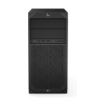 HP Z2 G4 Intel® Xeon® E-2124G 16 GB DDR4-SDRAM 256 GB SSD Black Tower Workstation