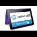 "HP Pavilion x360 11-k104na 1.6GHz N3050 11.6"" 1366 x 768pixels Touchscreen Violet"