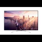 """LG 55SJ850V 55"""" 4K Ultra HD Smart TV Wi-Fi Silver, White LED TV"""
