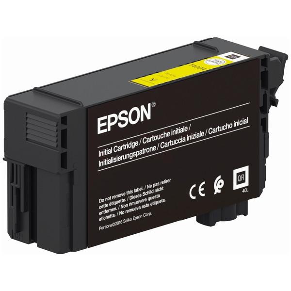 Epson C13T40D440 (T40) Ink cartridge yellow, 50ml