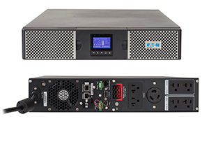 Eaton 9PX 2000RT sistema de alimentación ininterrumpida (UPS) Doble conversión (en línea) 2000 VA 1800 W 7 salidas AC