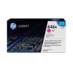 HP CF033A (646A) Toner magenta, 12.5K pages @ 5% coverage