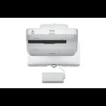 Epson 1460Ui data projector 4400 ANSI lumens 3LCD WUXGA (1920x1200) Wall-mounted projector White