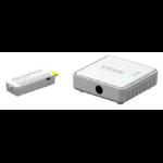 Vision TC2-HDMIW7 AV extender AV transmitter & receiver White