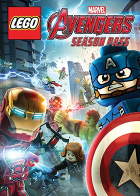 Nexway 805350 video game add-on/downloadable content (DLC) Video game downloadable content (DLC) PC LEGO Marvel's Avengers Season Pass Español