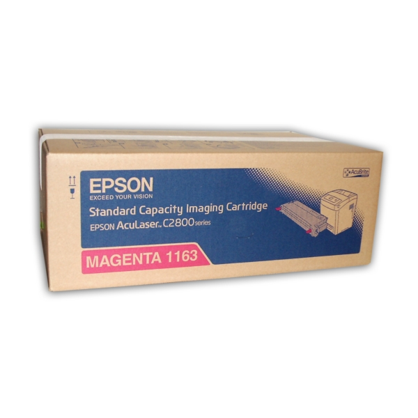 Epson C13S051163 (1163) Toner magenta, 2K pages