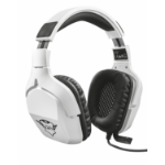 Trust GXT 345 CREON 7.1 Headset Head-band White 22054