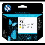 HP 72 Inyección de tinta cabeza de impresora
